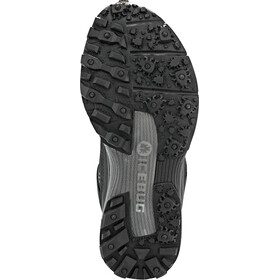 Icebug DTS2 BUGrip GTX Chaussures Femme, black/charcoal